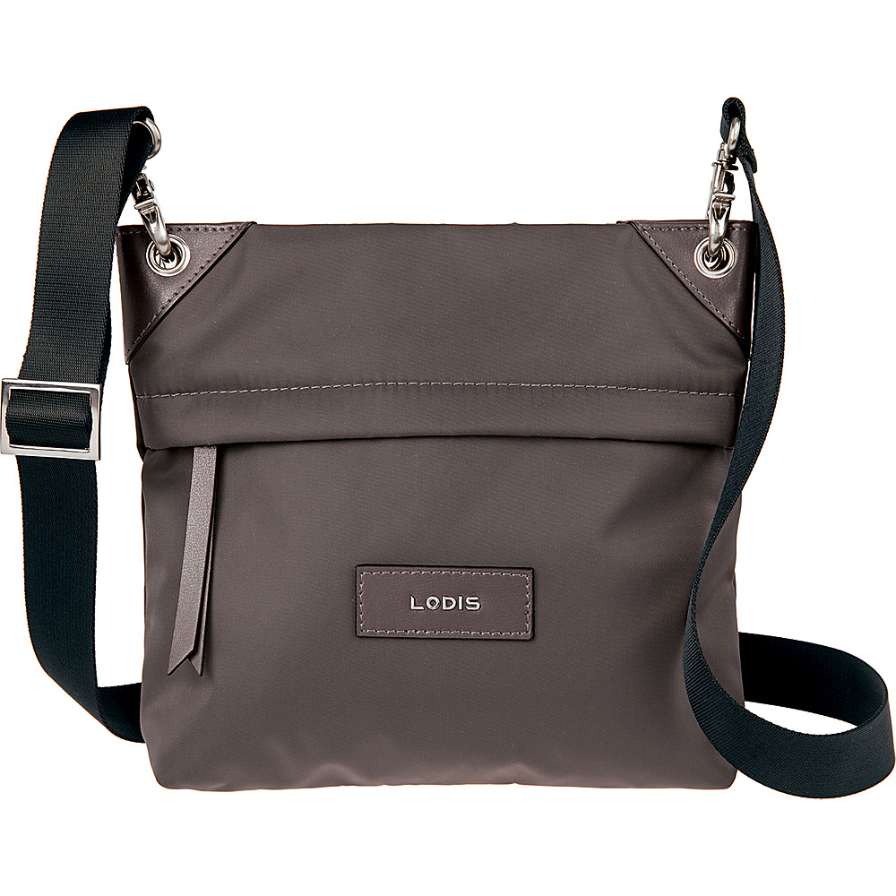 Lodis Blar Nylon Under Lock and Key Kalen Crossbody Lava - Lodis Fabric Handbags - Handbags, Fabric Handbags