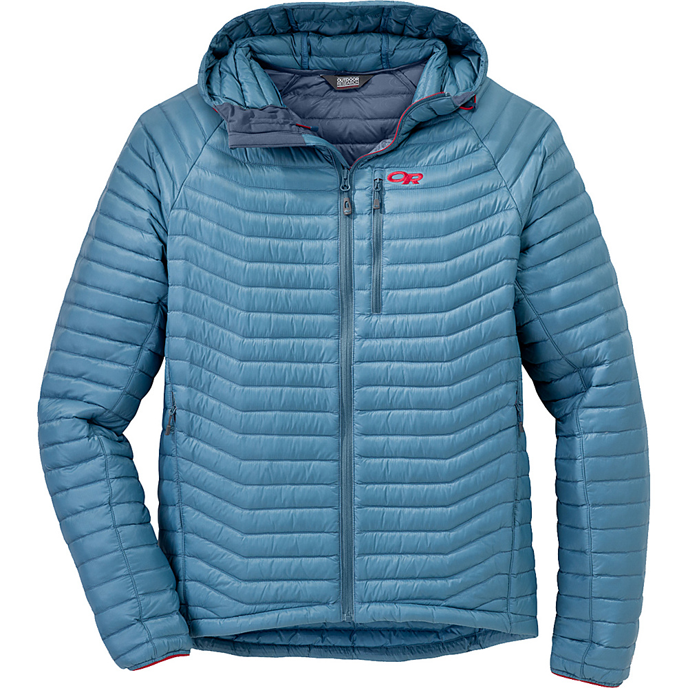 Outdoor Research Verismo Hooded Jacket M - Vintage/Agate - Outdoor Research Womens Apparel - Apparel & Footwear, Women's Apparel