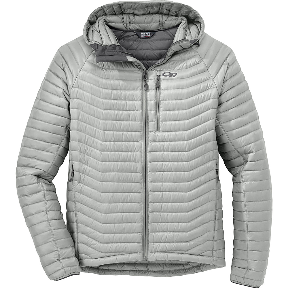 Outdoor Research Verismo Hooded Jacket L - Alloy - Outdoor Research Womens Apparel - Apparel & Footwear, Women's Apparel