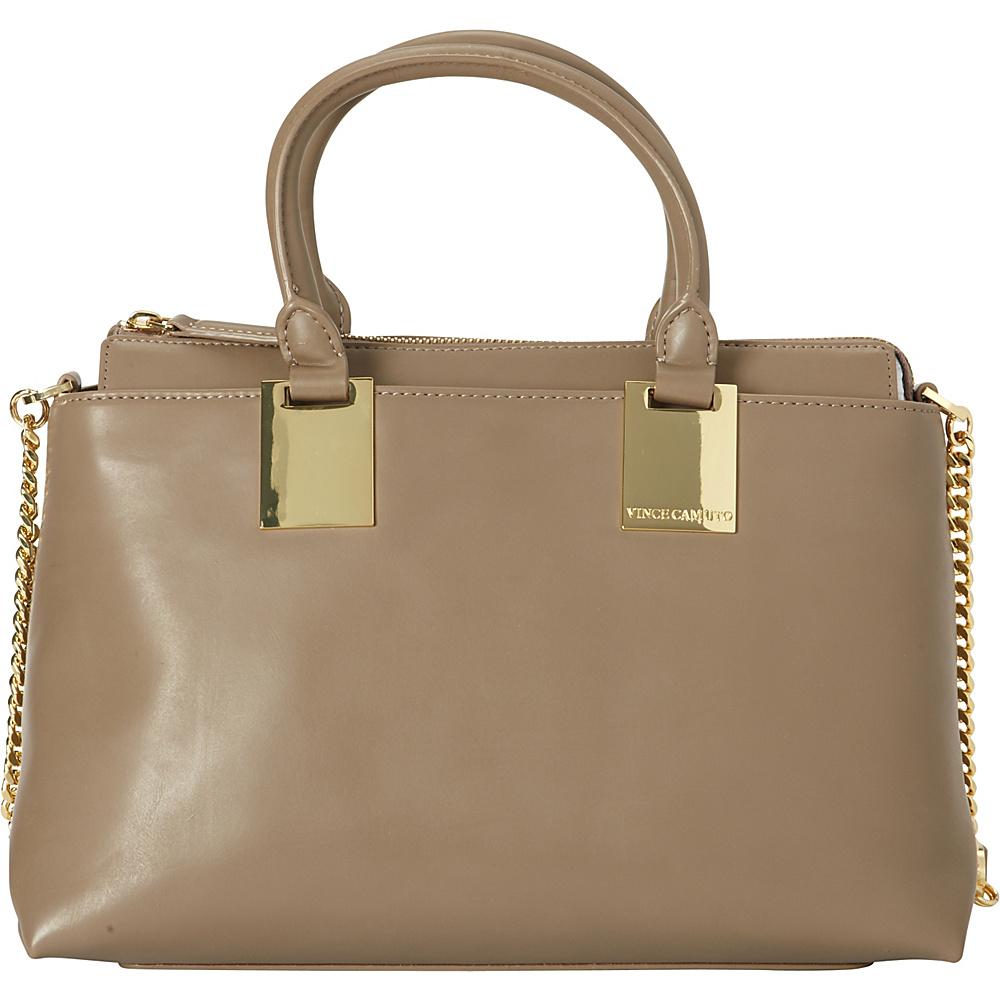 Vince Camuto Keena Satchel Smokey Quartz Vince Camuto Designer Handbags