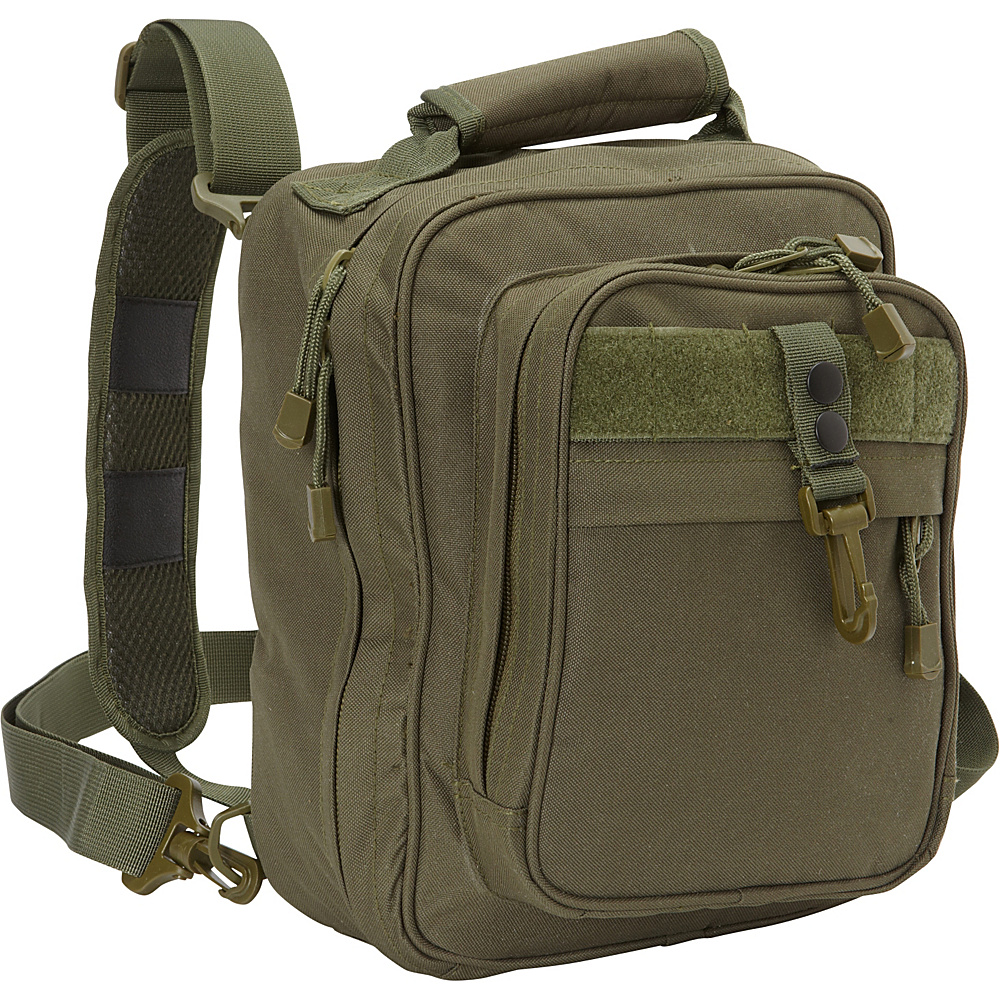 Fox Outdoor Cruiser Messenger Bag Olive Drab Fox Outdoor Messenger Bags