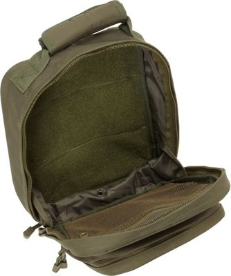 Fox Outdoor Cruiser Messenger Bag Olive Drab - Fox Outdoor Messenger Bags