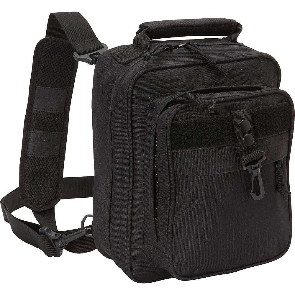Fox Outdoor Cruiser Messenger Bag Black Fox Outdoor Messenger Bags