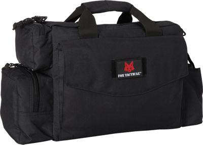 Fox Outdoor Tactical Equipment Bag Black - Fox Outdoor Outdoor Duffels