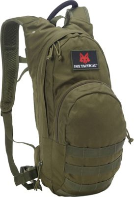 Fox Outdoor Compact Modular Hydration Pack Olive Drab - Fox Outdoor Hydration Packs and Bottles