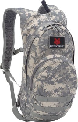 Image of Fox Tactical Compact Modular Hydration Pack Terrain Digital - Fox Tactical Hydration Packs