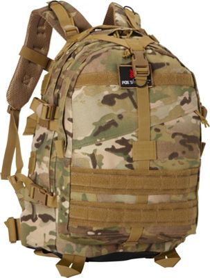 Fox Outdoor Large Transport Pack Multicam - Fox Outdoor Day Hiking Backpacks