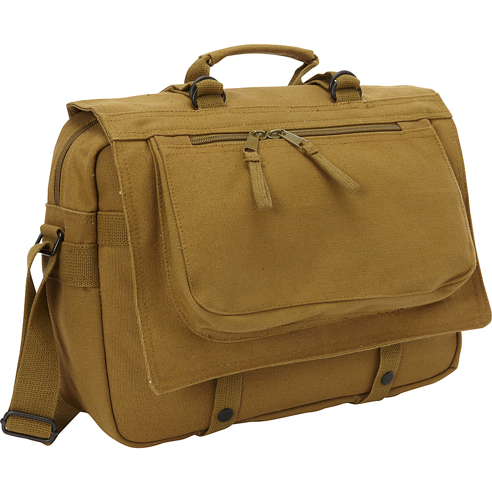 Fox Outdoor The Ivy Leaguer Olive Drab - Fox Outdoor Other Men's Bags