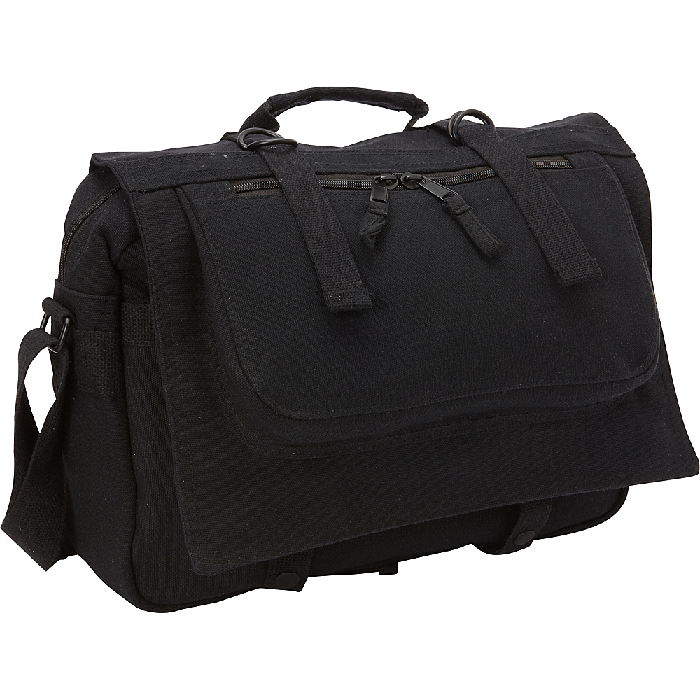 Fox Outdoor The Ivy Leaguer Black - Fox Outdoor Other Men's Bags