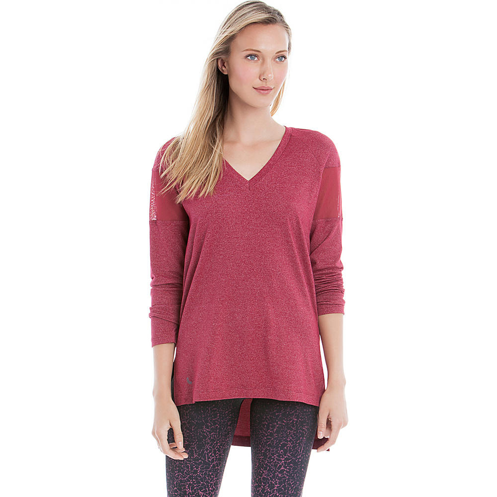Lole Mason Tunic XS - Rumba Red - Lole Womens Apparel - Apparel & Footwear, Women's Apparel
