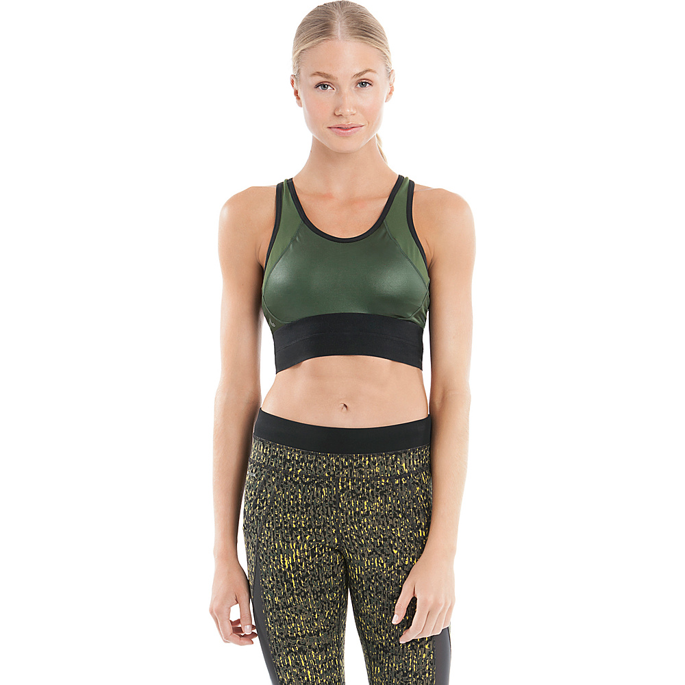Lole Pascale Bra XS - Green - Lole Womens Apparel - Apparel & Footwear, Women's Apparel
