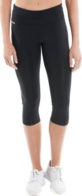 Lole Run Capris L - Black - Lole Women's Apparel