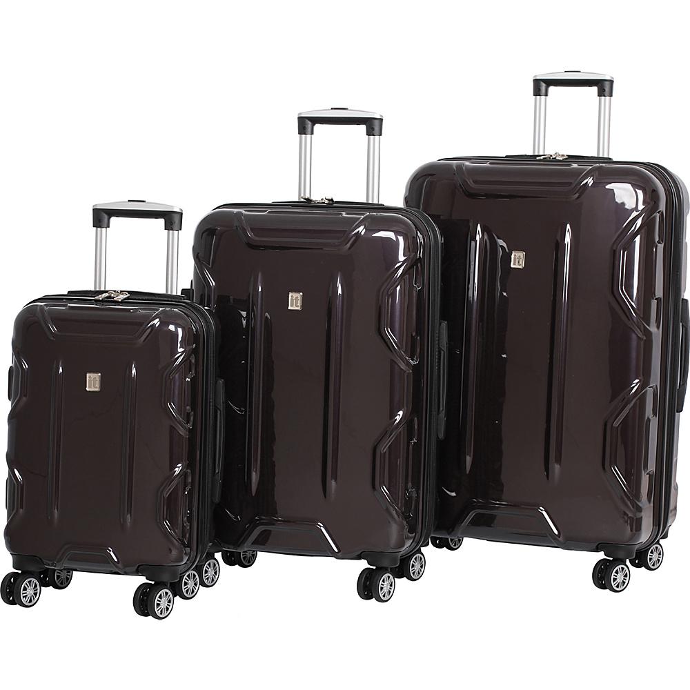 it luggage Transformer Hardside 8 Wheel 3 Piece Set Truffle - it luggage Luggage Sets