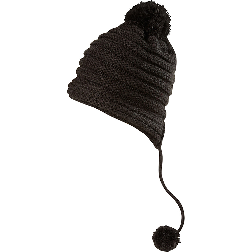 PrAna Bonny Bonnet One Size - Black - PrAna Hats/Gloves/Scarves - Fashion Accessories, Hats/Gloves/Scarves