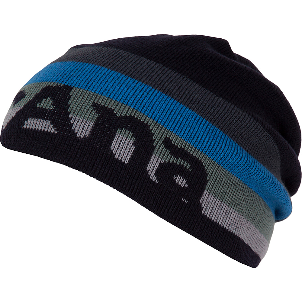PrAna Logo Beanie One Size - Nautical - PrAna Hats/Gloves/Scarves - Fashion Accessories, Hats/Gloves/Scarves