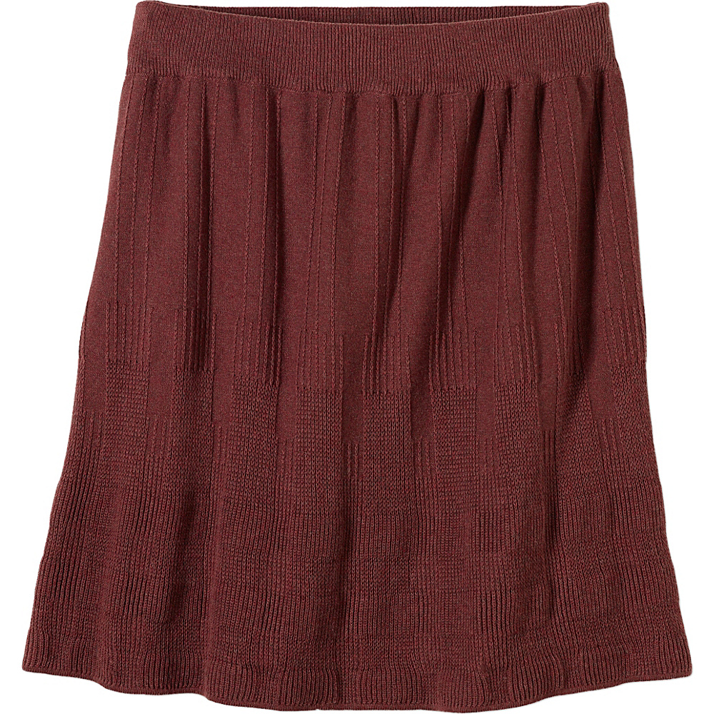 PrAna Harper Skirt XS - Raisin - PrAna Womens Apparel - Apparel & Footwear, Women's Apparel