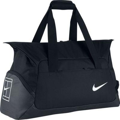 Nike NikeCourt Tech Duffel 2.0 Black/Black/White - Nike Racquet Bags