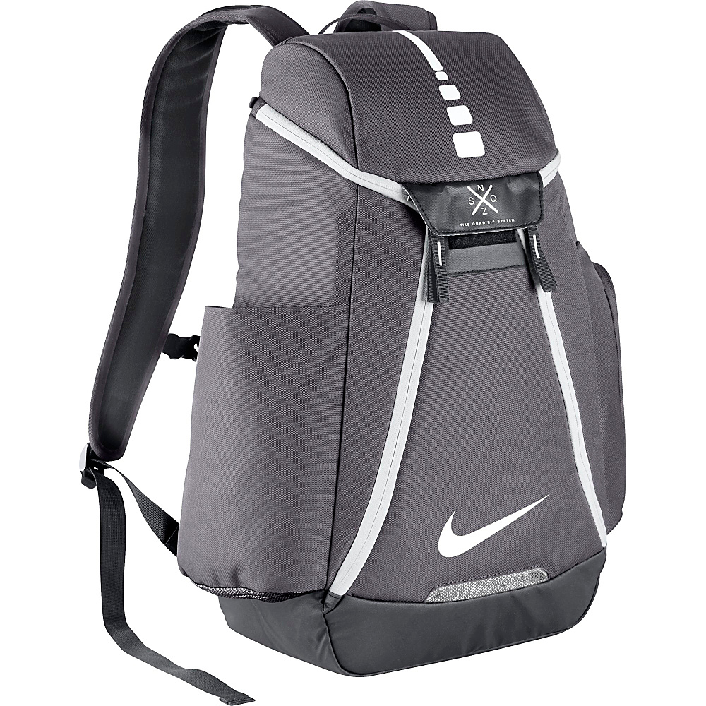 Nike Hoops Elite Max Air Team Charcoal Dark Grey White Nike Other Sports Bags