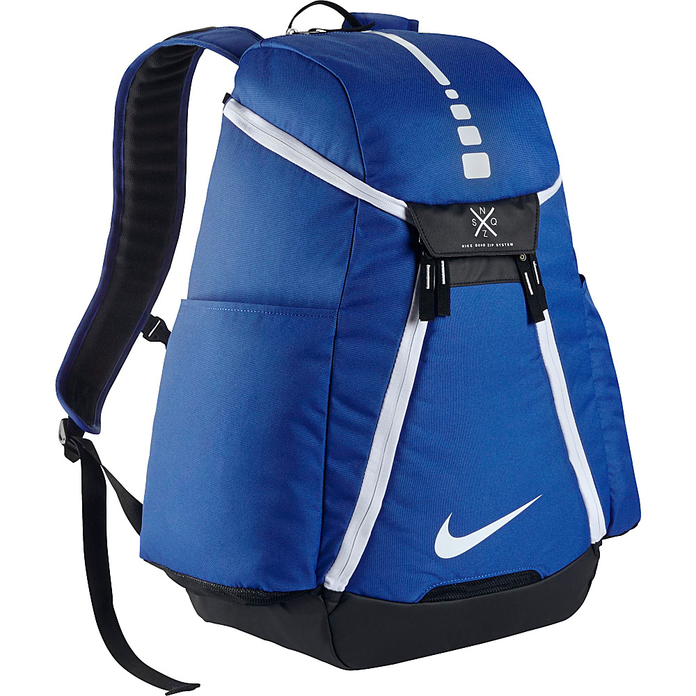 Nike Hoops Elite Max Air Team Game Royal Black White Nike Other Sports Bags