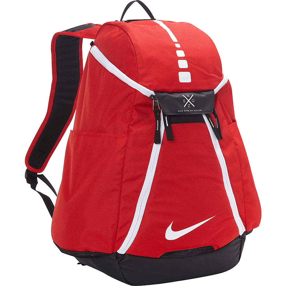 Nike Hoops Elite Max Air Team University Red Black White Nike Other Sports Bags