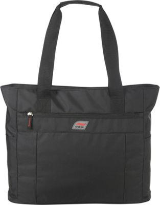 Andare Buenos Aires 16 inch Shopper Tote Black - Andare Luggage Totes and Satchels