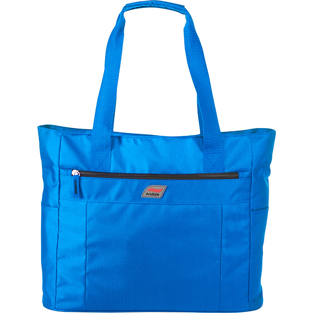 Andare Buenos Aires 16 Shopper Tote Cobalt Andare Luggage Totes and Satchels