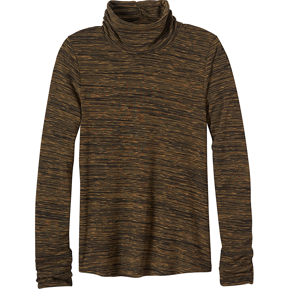 PrAna Annina Turtleneck XL - Saguaro - PrAna Womens Apparel - Apparel & Footwear, Women's Apparel