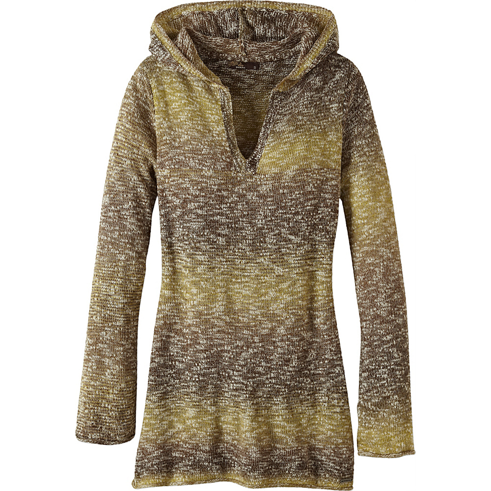 PrAna Gemma Sweater L - Pear - PrAna Womens Apparel - Apparel & Footwear, Women's Apparel