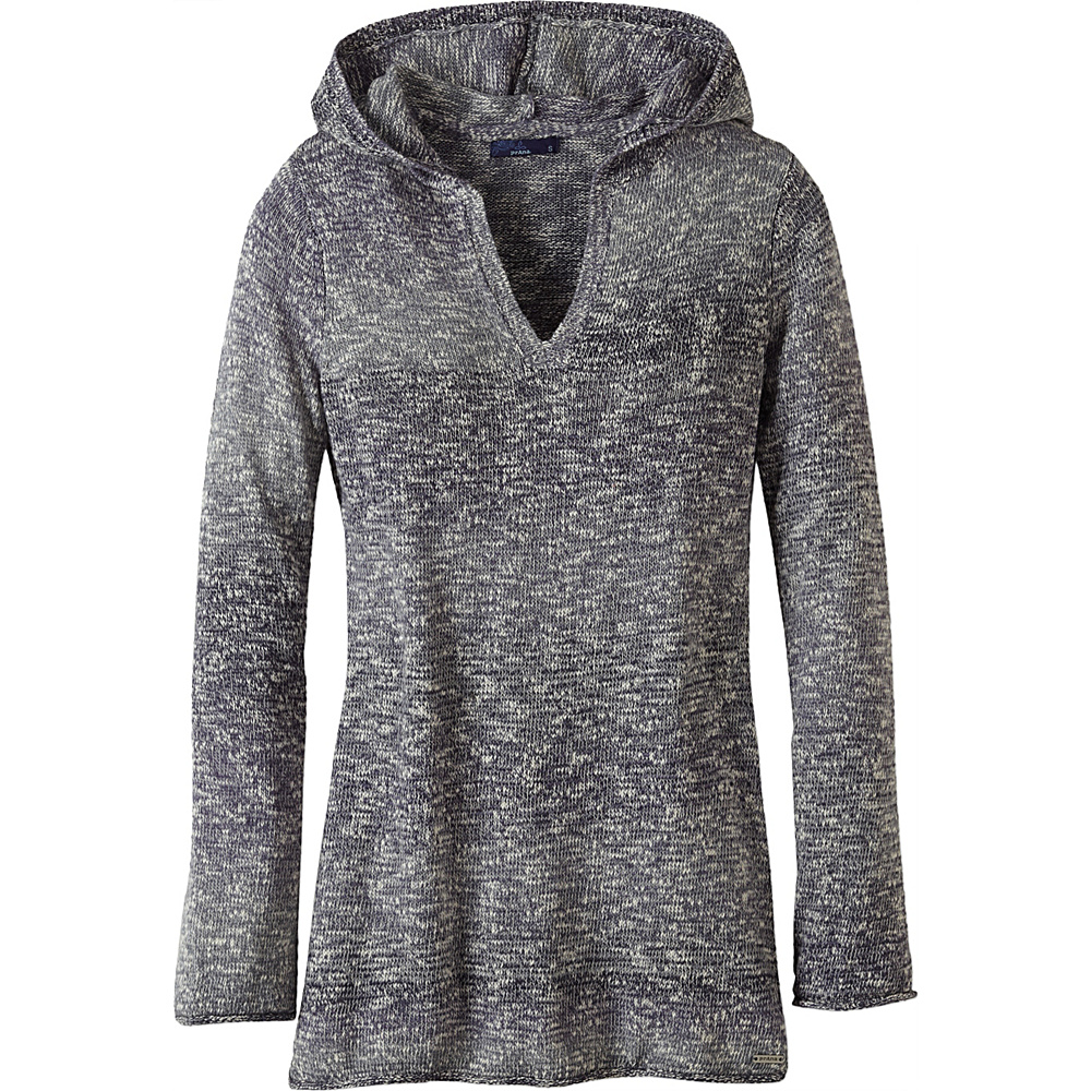 PrAna Gemma Sweater M - Vintage Cobalt - PrAna Womens Apparel - Apparel & Footwear, Women's Apparel