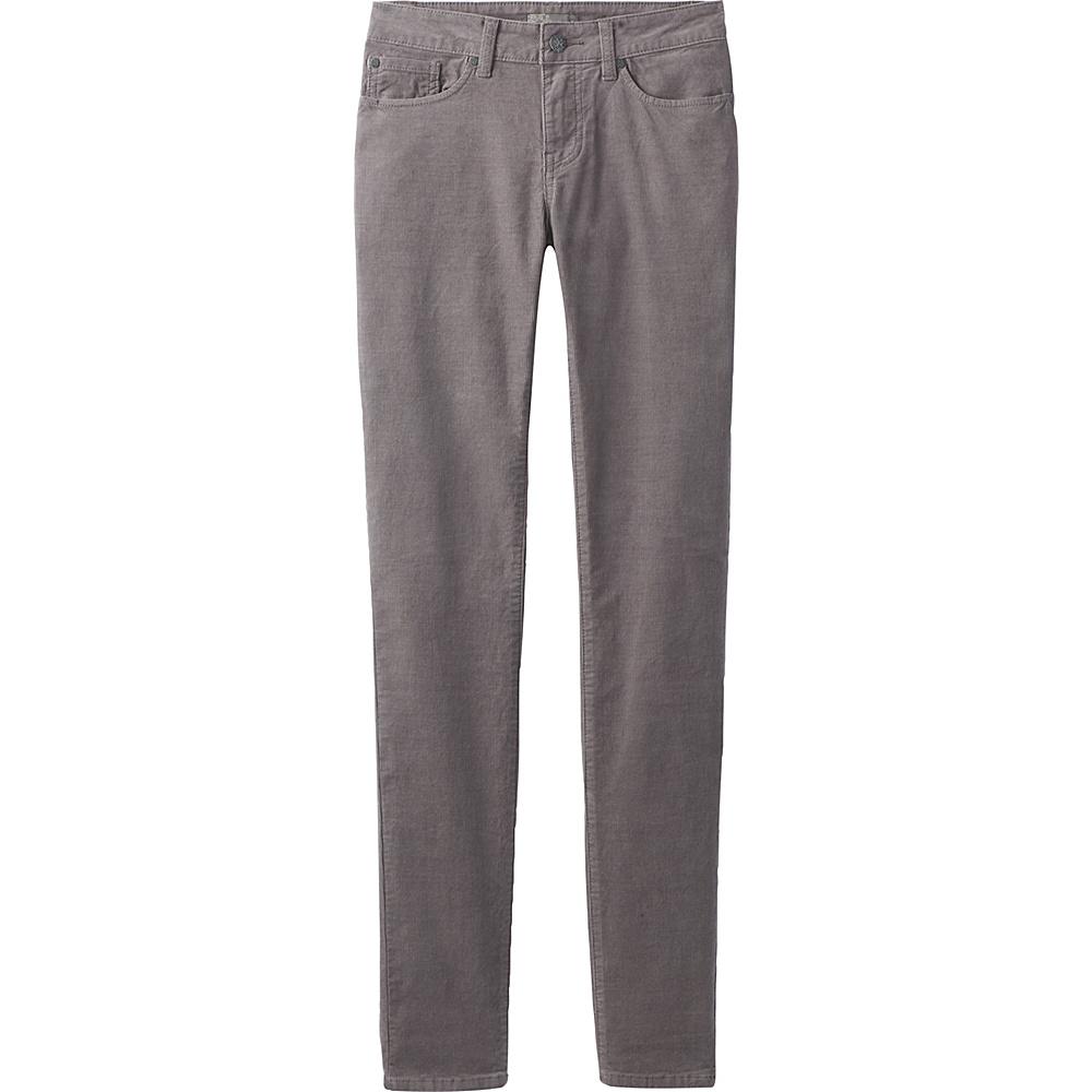 PrAna Trinity Cord Pant 00 - Gravel - PrAna Womens Apparel - Apparel & Footwear, Women's Apparel