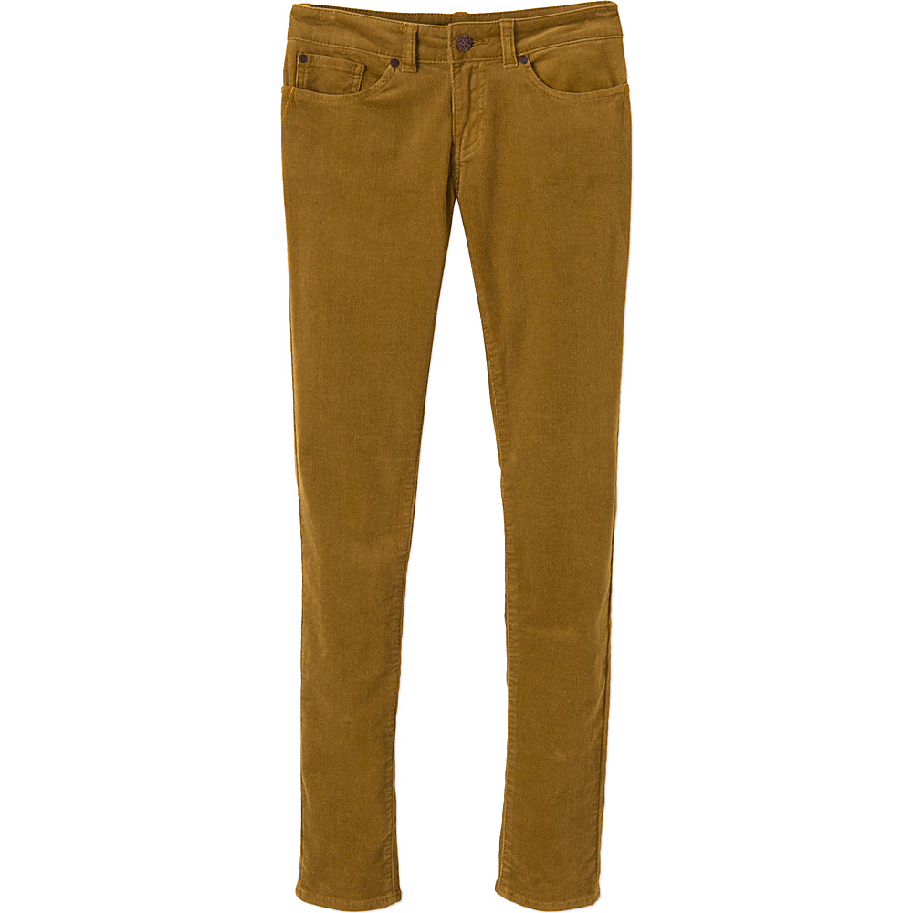 PrAna Trinity Cord Pant 14 - Tortoise - PrAna Womens Apparel - Apparel & Footwear, Women's Apparel