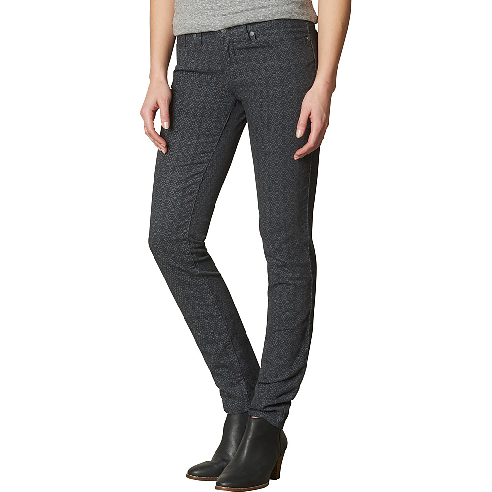 PrAna Trinity Cord Pant 2 - Charcoal Marsala - PrAna Womens Apparel - Apparel & Footwear, Women's Apparel