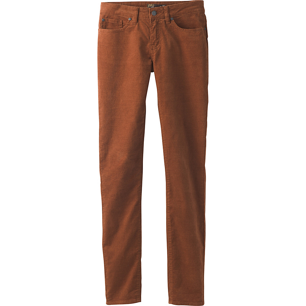 PrAna Trinity Cord Pant 0 - Auburn - PrAna Womens Apparel - Apparel & Footwear, Women's Apparel