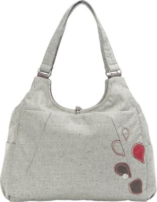 Haiku Renaissance Shoulder Bag Mushroom - Haiku Fabric Handbags