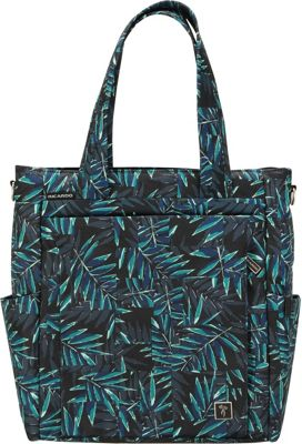 Ricardo Beverly Hills Mar Vista 2.0 15 inch Tote Mystic Green Palm - Ricardo Beverly Hills Luggage Totes and Satchels