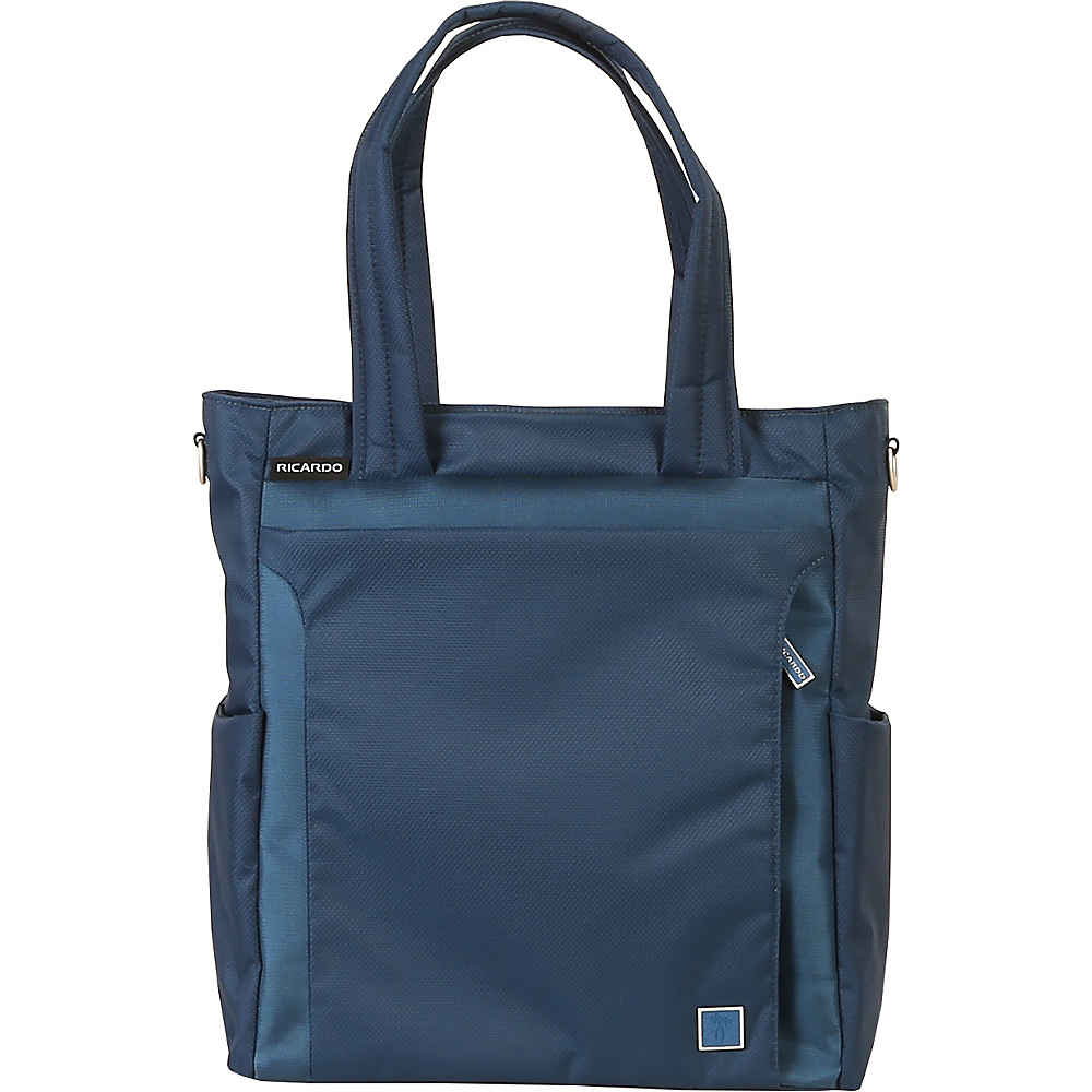 Ricardo Beverly Hills Mar Vista 2.0 15 Tote Moroccan Blue Ricardo Beverly Hills Luggage Totes and Satchels
