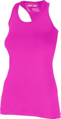 Arctic Cool Womens Instant Cooling Tank XL - Power Fuchsia - Arctic Cool Women's Apparel