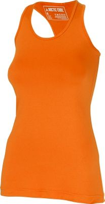 Arctic Cool Womens Instant Cooling Tank M - Sunrise Orange - Arctic Cool Women's Apparel