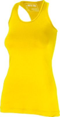 Arctic Cool Womens Instant Cooling Tank S - Yellow - Arctic Cool Women's Apparel