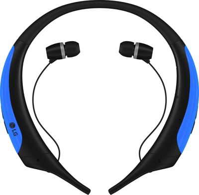 LG Tone Active Bluetooth Stereo Headset Blue - LG Headphones & Speakers
