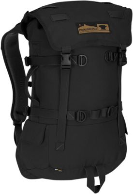 Mountainsmith Wizard Laptop Backpack Heritage Black - Mountainsmith Business & Laptop Backpacks