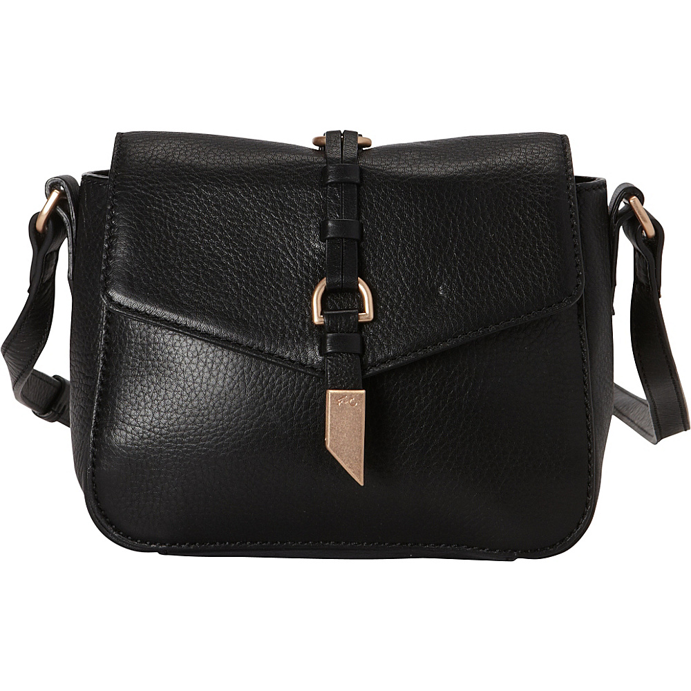 Foley Corinna Joni Crossbody Black Foley Corinna Manmade Handbags