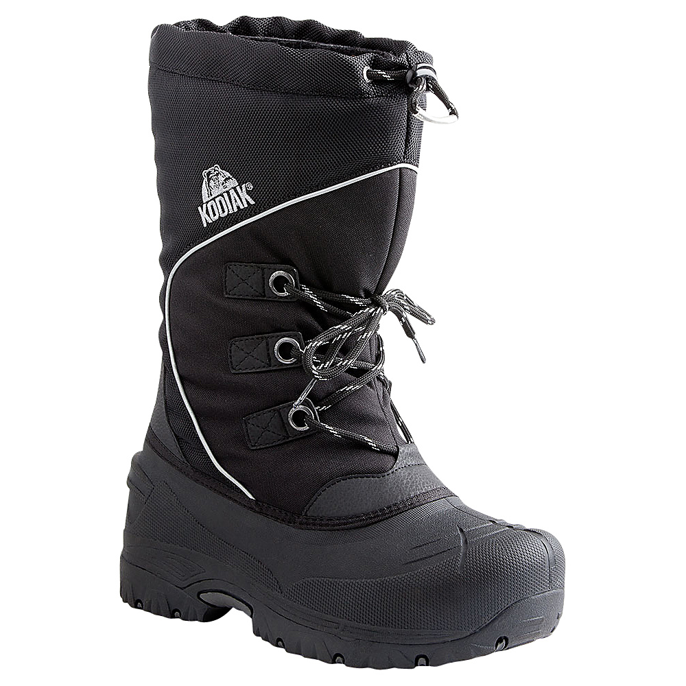 Kodiak Bernon Boot 8 M Regular Medium Black Kodiak Men s Footwear