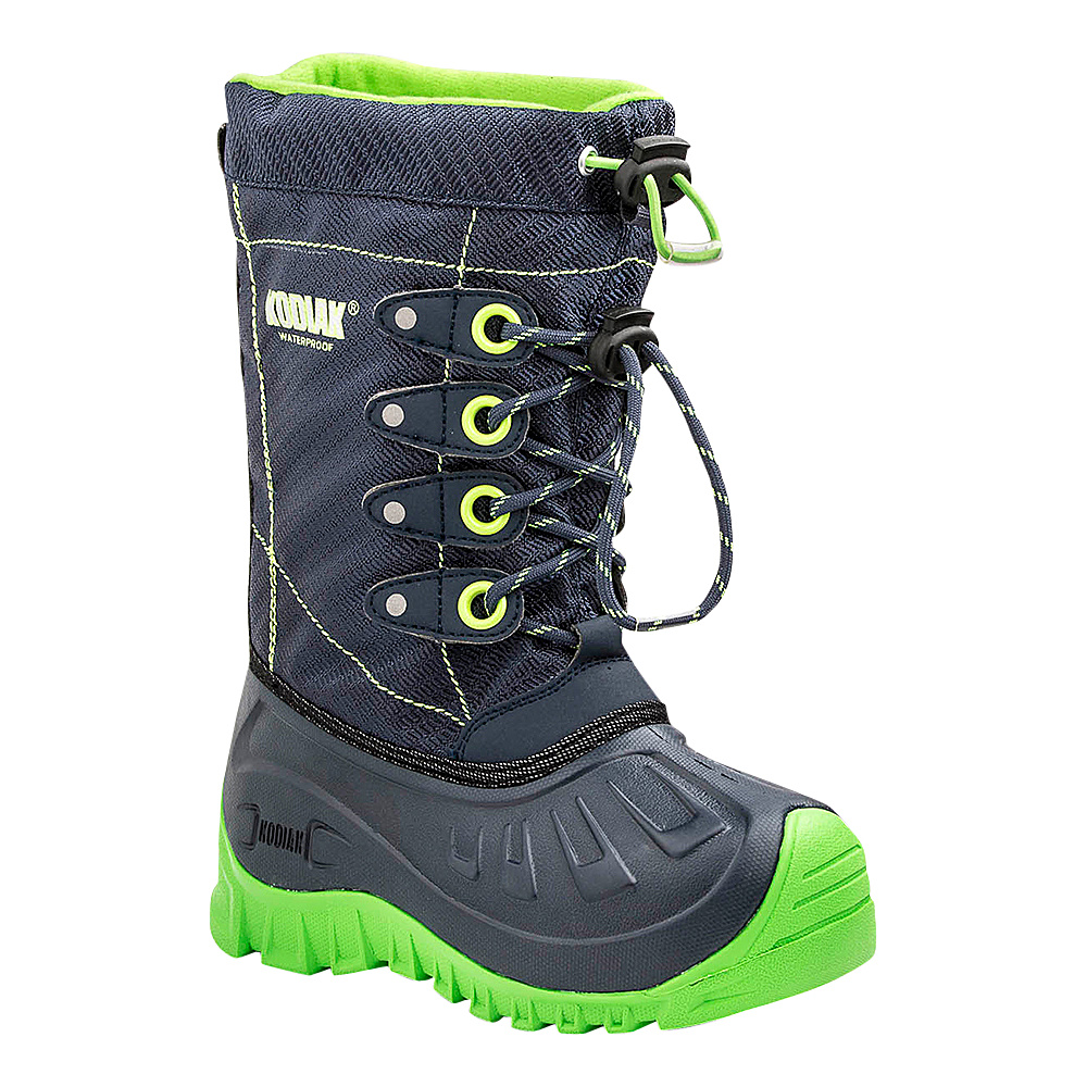 Kodiak Upaco Charlie Boot 5 (US Kids) - M (Regular/Medium) - Navy - Kodiak Womens Footwear - Apparel & Footwear, Women's Footwear