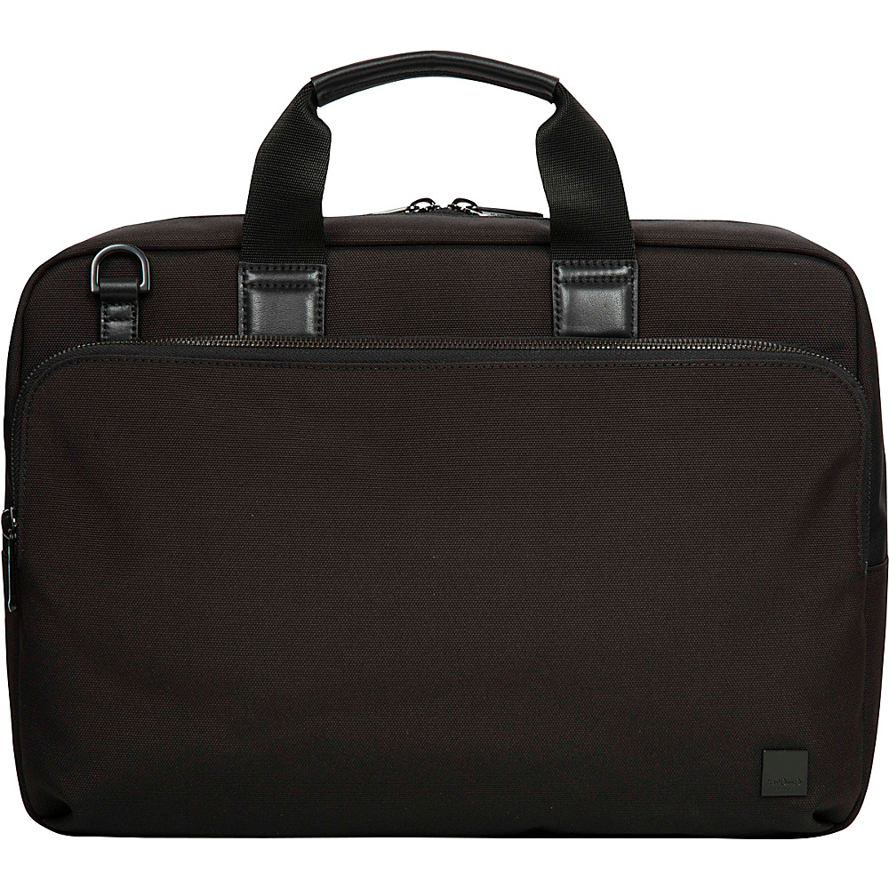 KNOMO London Brompton Maxwell Briefcase Char KNOMO London Non Wheeled Business Cases