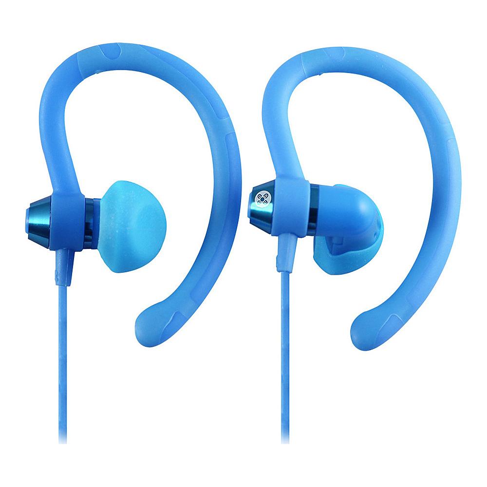 Moki 90 Sports Earphones Blue Moki Headphones Speakers