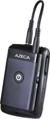 Azeca Bluetooth Transmitter and Receiver Black - Azeca Tablets