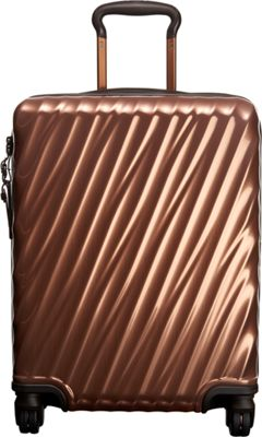 Tumi 19 Degree Continental Carry-On Copper - Tumi Hardside Carry-On