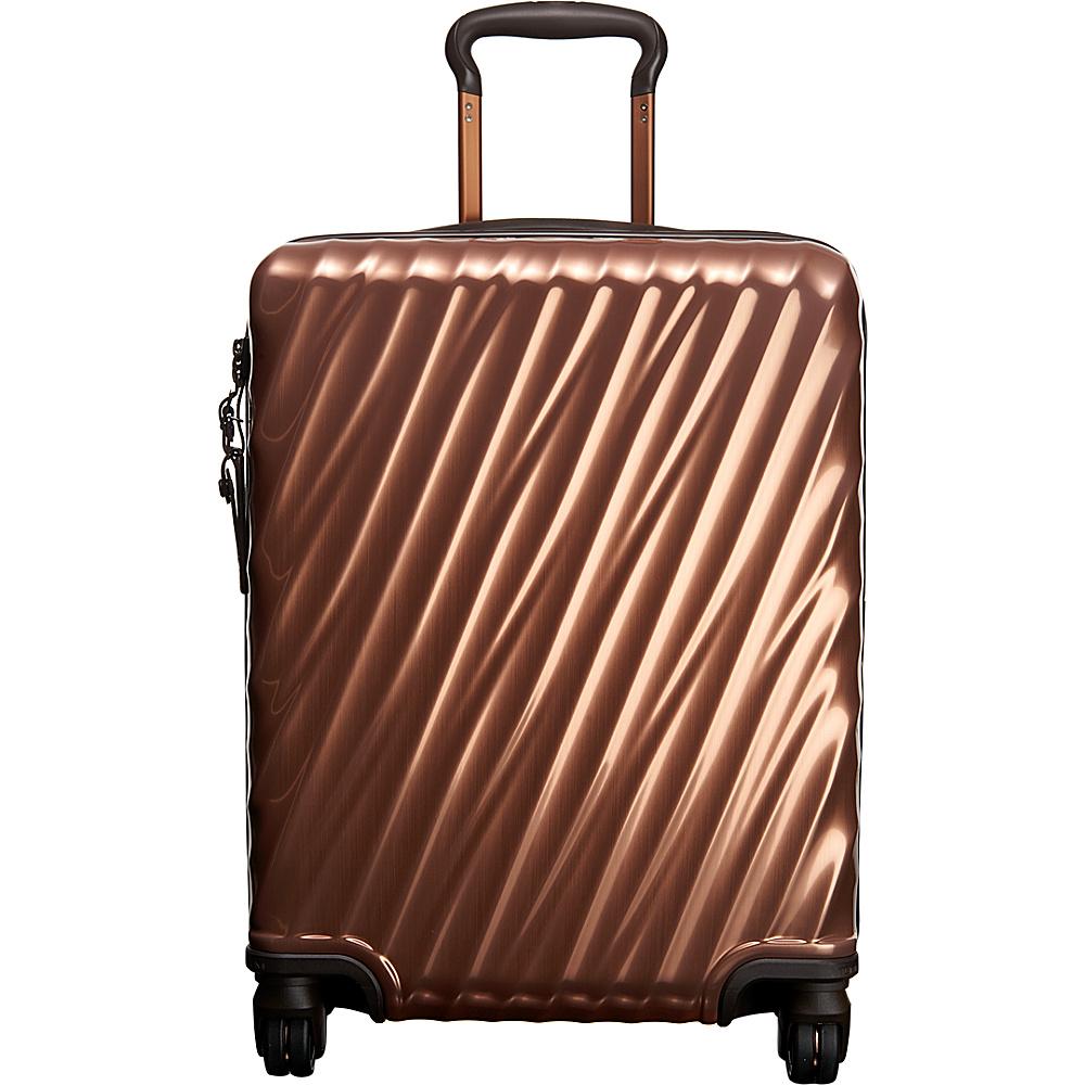 Tumi 19 Degree Continental Carry-On Copper - Tumi Hardside Carry-On - Luggage, Hardside Carry-On