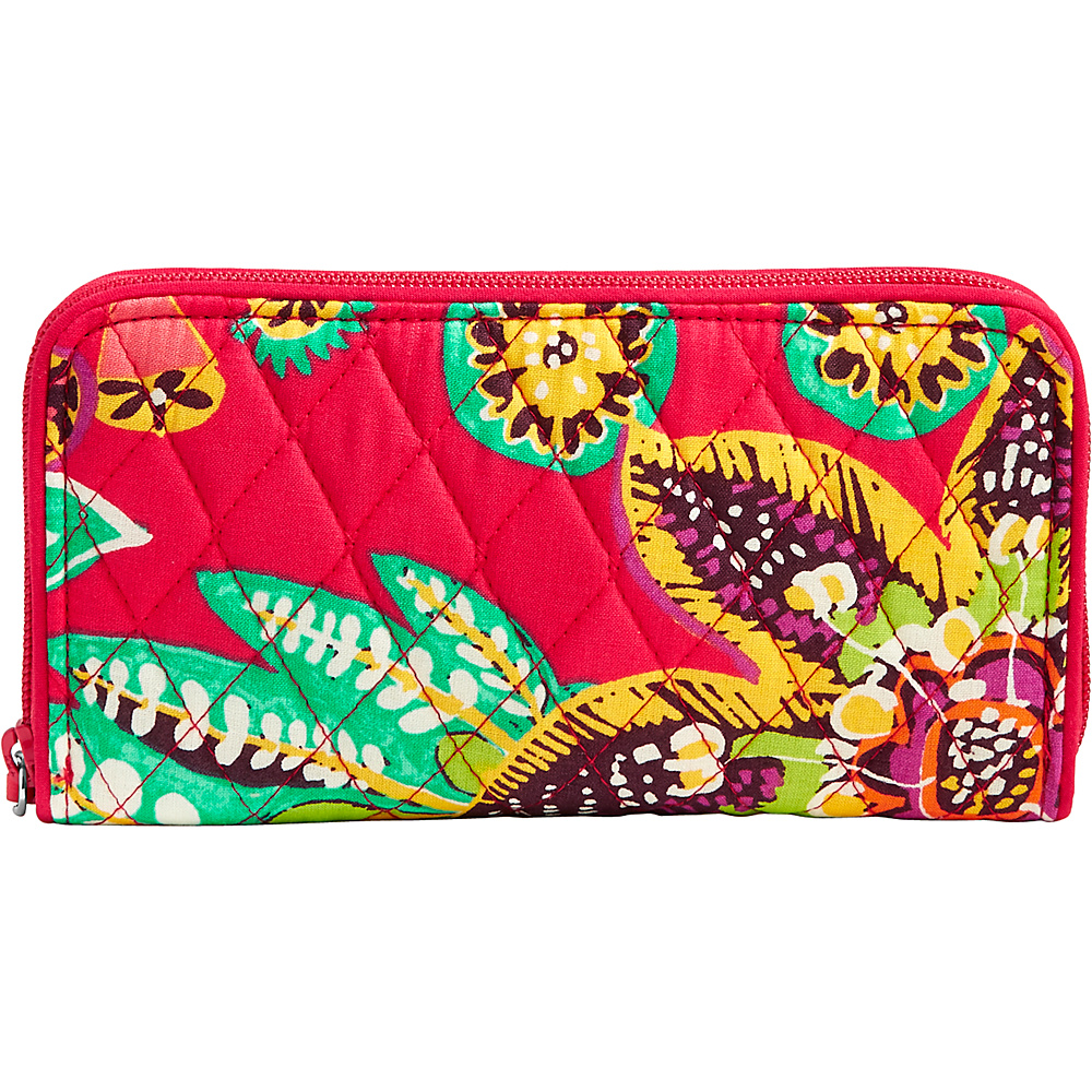 Vera Bradley RFID Georgia Wallet Rumba - Vera Bradley Womens Wallets - Women's SLG, Women's Wallets
